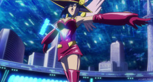 Apple Magician Girl Yu Gi Oh Dark Side Of Dimensions 10