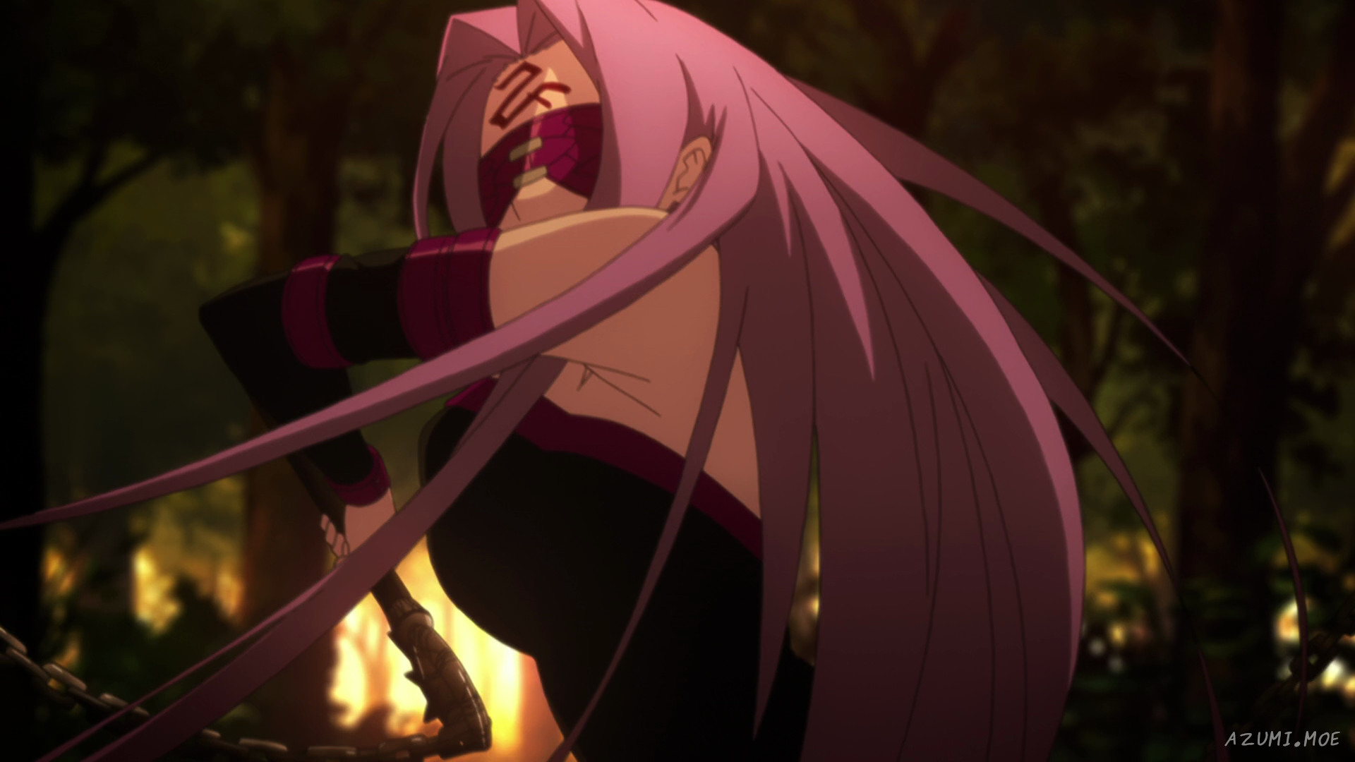 Rider Fate Stay Night Unlimited Blade Works 036 Azumi Moe