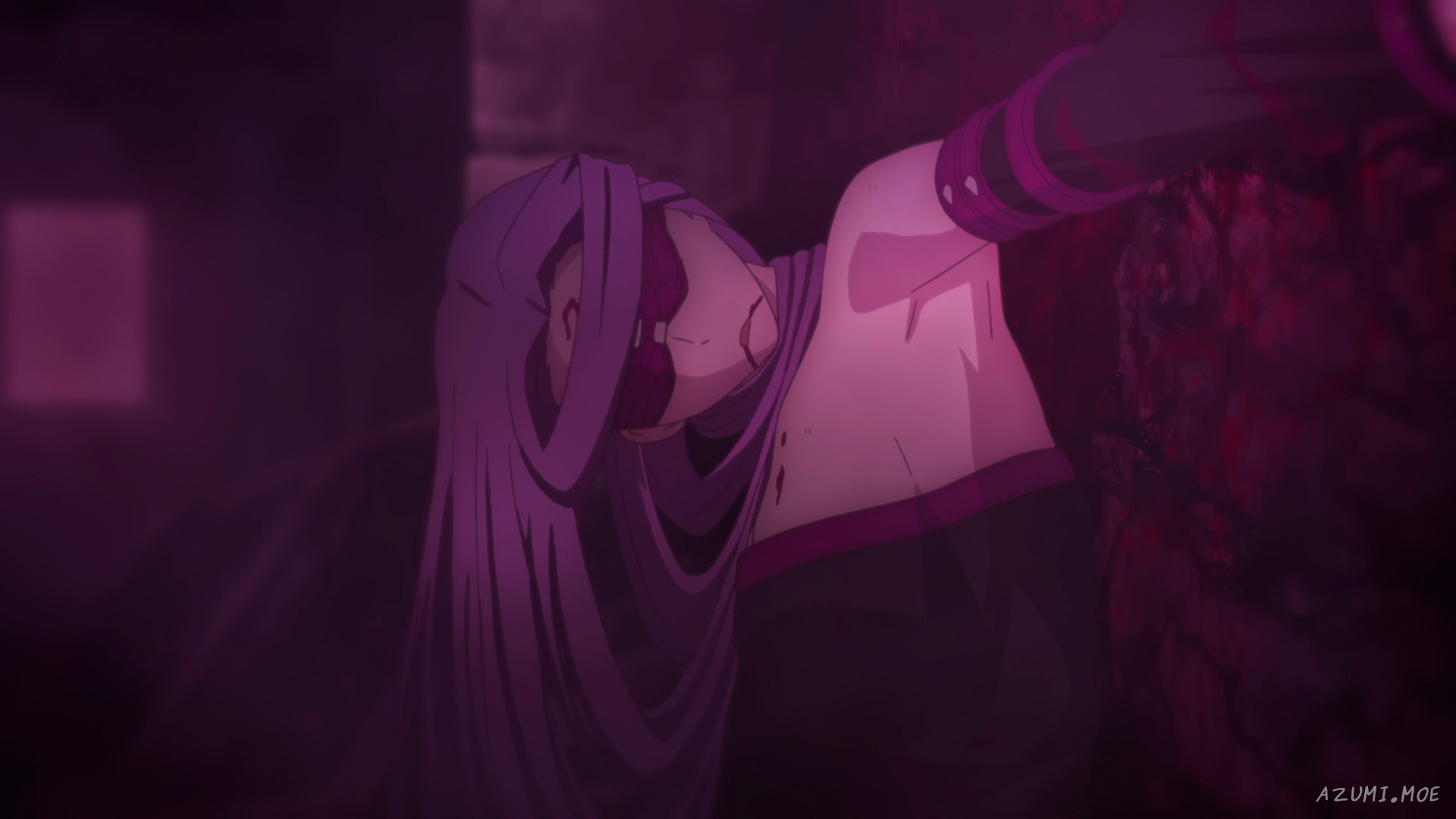 Rider Fate Stay Night Unlimited Blade Works 104 Azumi Moe